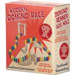 Construction Kit - Wood TOBAR Wooden Domino Race