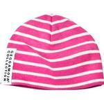 Stripes - Beanies Children's Clothing Geggamoja Premature Baby Hat - Cerise/Mint