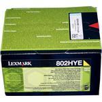 Lexmark 80C2HYE (Yellow)