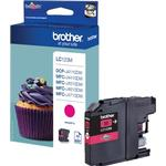 Ink and Toners price comparison Brother (LC123M) Original Ink Magenta 600 Pages
