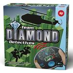 Childrens Board Games - Physical Activity Alga Team Diamond Detectives