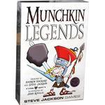 Card Games Steve Jackson Games Munchkin Legends