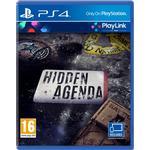 Puzzle PlayStation 4 Games price comparison Hidden Agenda