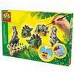Paint Paint price comparison SES Creative Dinosaurs Casting & Painting Set 01406