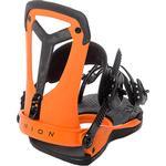 Snowboard Bindings - Orange Union Falcor