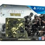 Playstation 4 Game Consoles Deals Sony PlayStation 4 Slim 1TB - Call Of Duty: WWII - Limited Edition