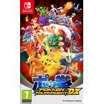 Team Nintendo Switch Games Pokkén Tournament DX
