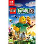 1-2 Nintendo Switch Games Lego Worlds