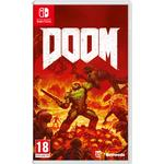 First-Person Shooter (FPS) Nintendo Switch Games Doom