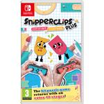 Competitive Nintendo Switch Games Snipperclips Plus - Cut it out, together!