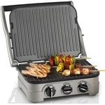 Removable Plates BBQs Cuisinart GR4CU