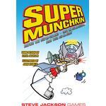 Card Games Steve Jackson Games Super Munchkin