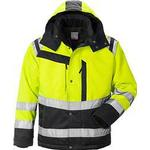 Buttons - Warning Jacket Fristads Kansas 4043 PP High Vis Winter Jacket