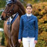 Blue - Show Jackets Horseware Competition