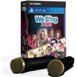 Music PlayStation 4 Games price comparison We Sing: Pop! (Incl. 2 Mic)