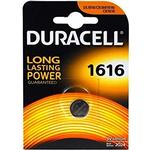 Button Cell Batteries on sale Duracell CR1616