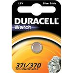 Silver Oxide - Button Cell Batteries Duracell 371/370