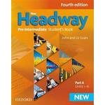 New Headway: Pre-Intermediate A2-B1: Student's Book A, Hæfte