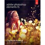 A paperback book Adobe Photoshop Elements 15 Classroom in a Book, Paperback