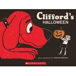 Hardcover edition Books Clifford's Halloween: Vintage Hardcover Edition
