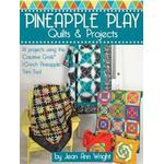 Big Pocket Books Pineapple Play Quilts & Projects, Storpocket