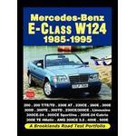 Sports & Games Books Mercedes-Benz E-Class W124 1985-1995, Paperback