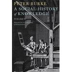 History Books A Social History of Knowledge II: From the Encyclopedie to Wikipedia, Hardback
