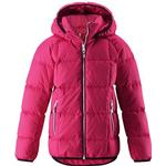 Polyurethane - Winter Jacket Children's Clothing Reima Jord Down Jacket - Berry (531294-3560)