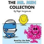 Mr men collection Books The Mr. Men Collection: Mr. Happy; Mr. Messy; Mr. Funny; Mr. Noisy; Mr. Bump; Mr. Grumpy; Mr. Brave; Mr. Mischief; Mr. Birthday; And Mr. Small, Lydbog CD
