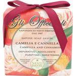 Bar Soap Nesti Dante Gli Officinali Camelia & Cinnamon Soap 200g