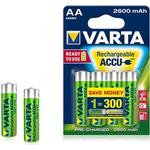 Batteries and Chargers price comparison Varta Accu AA 2600mAh 4-pack