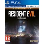 VR Support (Virtual Reality) PlayStation 4 Games Resident Evil 7: Biohazard - Gold Edition