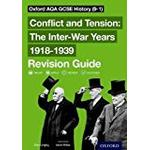 Cheap Books Oxford AQA GCSE History: Conflict and Tension: The Inter-War Years 1918-1939 Revision Guide (9-1)