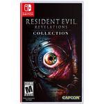 Horror Nintendo Switch Games Resident Evil: Revelations - Collection