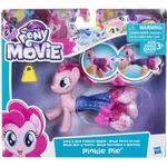 Fabric - Figurines Hasbro My Little Pony the Movie Pinkie Pie Land & Sea Fashion Styles C1826