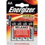 Batteries price comparison Energizer E91 4-pack