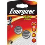 Batteries price comparison Energizer CR2450 2-pack