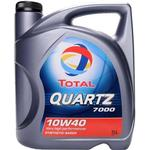 Motor oil Motor oil price comparison Total Quartz 7000 10W-40 5L Motor Oil