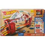 Car Track Set on sale Hot Wheels Track Builder Stunt Bridge Kit
