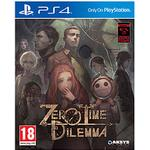 Point & Click PlayStation 4 Games price comparison Zero Time Dilemma