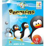 Childrens Board Games - Travel Edition Smart Games Penguins Parade Travel