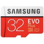 Samsung EVO Plus MicroSDHC Class 10 UHS-I U1 32GB+Adapter