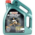 Oil & Chemicals price comparison Castrol Magnatec Stop-Start 0W-30 D 5L Motor Oil