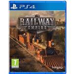 Real-Time Tactics (RTT) PlayStation 4 Games Railway Empire