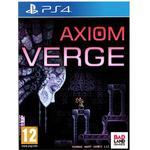Puzzle PlayStation 4 Games price comparison Axiom Verge