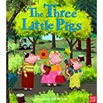 Fairy Tales: The Three Little Pigs (Nosy Crow Fairy Tales)
