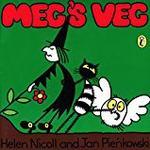 Veg Books Meg's Veg (Meg and Mog)