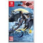 18+ Nintendo Switch Games Bayonetta 2