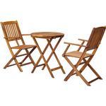 Café Group Outdoor Furniture vidaXL 42637 Café Group