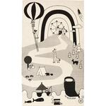 Rugs Kid's Room OYOY Mr. Megalodon Adventure Rug 90x150cm